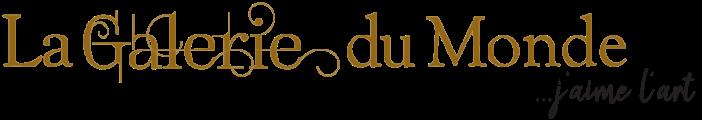 La Galerie Du Monde Logo